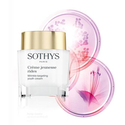 Kem trẻ hóa Wrinkle Targeting Youth Cream Sothys